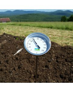 Agtec Heavy Duty Fast Response Compost Thermometer 72in (0-200°F)