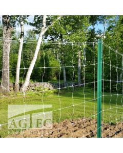 Agtec Trellis Support Netting Large Mesh 80in x 3280ft Roll