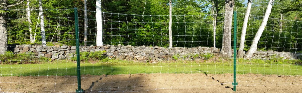 Trellis Support Netting